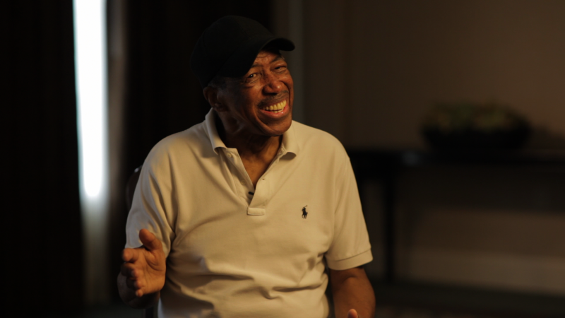 Legendary singer Ben E King talks about his old friend, Willy